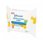 Johnson's Pure Protect Wipes 25 st Våtservetter