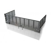 Reer 2003.8 Oven Protection Gate Plastic