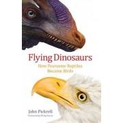 Flying Dinosaurs by John Pickrell