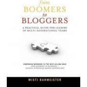 From Boomers to Bloggers by Misti Leiann Burmeister