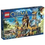 LEGO The Lion CHI Temple 1258pieza(s) - juegos de construcción (Multicolor)