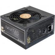 Sursa Chieftec Navitas Series GPM-750S, 750W, 80 Plus GOLD, Semi-Modulara