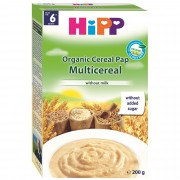 HIPP - Cereale Hipp Multicereale, 200 g, de la 6 luni