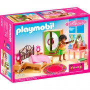 Dollhouse - Slaapkamer met kaptafel