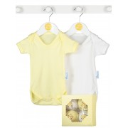 Bluebird - Cadou Unisex Baby Cupcake Bodysuit 3-6 luni