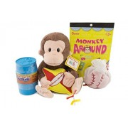 Curious George Gift Combo | Kite Curious George Plush 11.5"