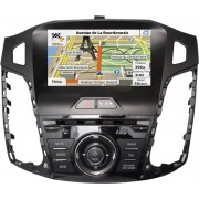Car Vision DNB Focus 2011 - present
