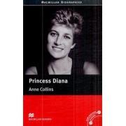 Macmillan Reader Princess Diana Beginner by Anne Collins
