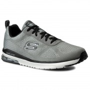Обувки SKECHERS - Air Infinity 51484/LGBK Light Gray/Black