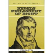 Hegel's Philosophy of Right by Dr. Thom Brooks