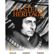 The Western Heritage 1740: Volume 1 by Donald M. Kagan