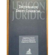 Dictionar De Drept Comercial - C. Cucu C. Badoiu C. Haraga