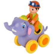 Swing Animal Show Lovely Elephant For Kids