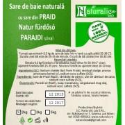 Sare de baie NATUR -Praid- 2kg