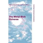 The Metal-rich Universe by Garik Israelian