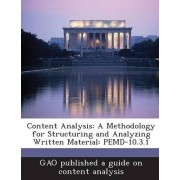 Content Analysis by Gao Published a Guide on Content Analysi