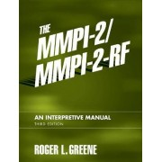 The Mmpi-2/Mmpi-2-RF by Rogers L. Greene