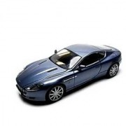 Aston Martin Db9 Coupe Blue Diecast Car 118