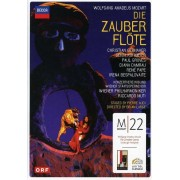 W. A. Mozart - Die Zauberflote (0044007431597) (2 DVD)