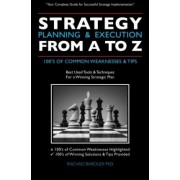 Strategy Planning & Execution from A to Z by Rachad Baroudi Phd