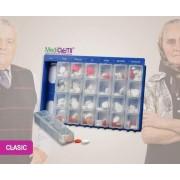 Organizator de medicamente săptămânal Clasic L