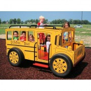 Kidstuff Playsystems, Inc. Kidvision School Bus 87308
