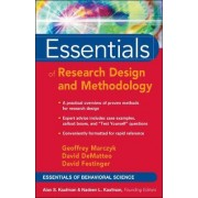Essentials of Research Design and Methodology by Geoffrey R. Marczyk