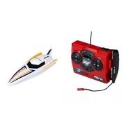 Revell Control - 24134 - Bateau Radiocommandé - Mini Boat Race Vee