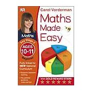 Maths Made Easy Ages 10-11: Key Stage 2 Beginner