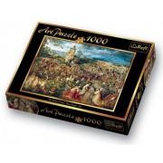 Puzzle Trefl Art Puzzle The Road to Calvary (1000 Pezzi) [Toy]