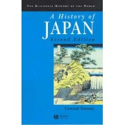 A History of Japan 2E by Conrad Totman