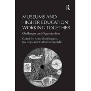 Museums and Higher Education Working Together by Jos Boys