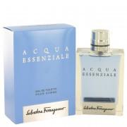 Salvatore Ferragamo Acqua Essenziale Eau De Toilette Spray 3.4 oz / 100 mL Fragrances 501153