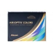ALCON Air Optix Colors 2 čočky - dioptrické barva: Gemstone Green, dioptrie: -1.25, zakřivení: 8.6, průměr: 14.2