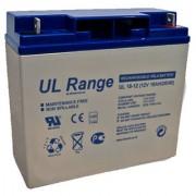 Bateria de Chumbo 12V 18A/h