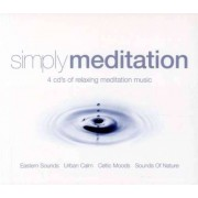 Artisti Diversi - Simply Meditation (0698458243522) (4 CD)