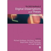 The Sage Handbook of Digital Dissertations and Theses by Richard N. L. Andrews