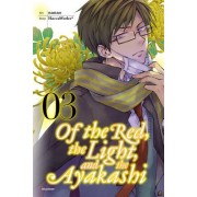 Of the Red, the Light, and the Ayakashi, Volume 3