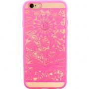 Husa Capac Spate Spirit Natural Roz APPLE iPhone 6 Plus, iPhone 6s Plus YUPPI LOVE TECH