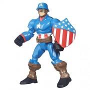 Marvel Super Hero Mashers Captain America Figure by Marvel