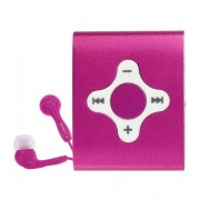 Difrnce MP756 4GB Reproductor MP3 (MP3, Rosa, Flash-media, MP3, WMA, 3,5 mm, 32 320 kHz)