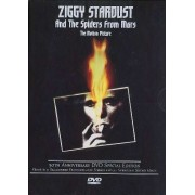 David Bowie - Ziggy Stardust & The Spiders From Mars (0724349038790) (1 DVD)