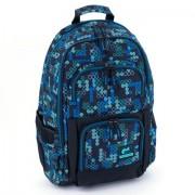 Autonomy Freedom Tetris Panda iskolatáska hátizsák