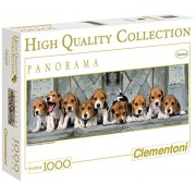 Clementoni - 39076.2 - Puzzle Collection High Quality - 1000 Pièces - Beagles
