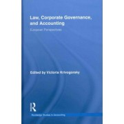 Law, Corporate Governance, and Accounting by Victoria Krivogorsky