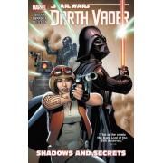 Star Wars: Darth Vader Vol. 2: Shadows and Secrets by Salvador Larroca
