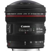 Obiectiv Foto Canon EF 8-15mm f4 L Fisheye