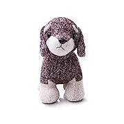 Aurora World Fabbies Dachshund Plush Toy (Small, Brown/Light Brown/White)