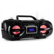 Majestic AH 234BT / MP3 / USB Bluetooth Boombox CD MP3 USB SD Bluetooth