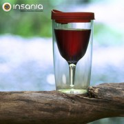 Vino2Go - Copo de Vinho Portátil